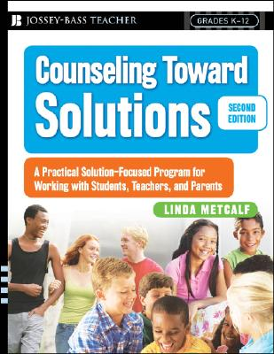 Counseling Toward Solutions By Metcalf, Linda/ O'Hanlon, Bill (FRW)